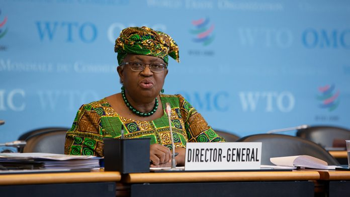 """DG Dr. Mrs. Okonjo-Iweala says WTO can deliver results if members """"accept we can do things differently"""""""