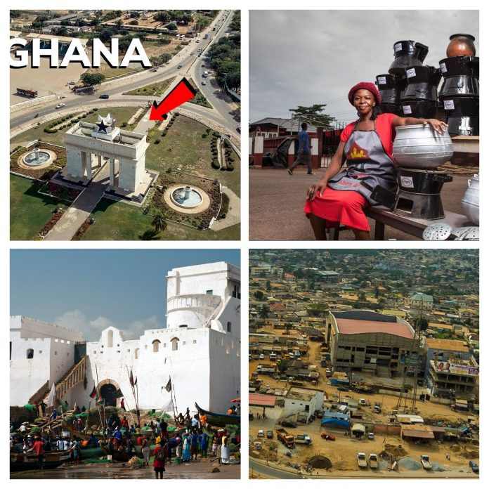 Ghana in One picture