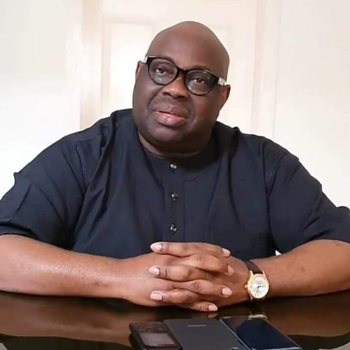 """Chief Dele Momodu is a skilful journalist / publisher, a businessman, a motivational speaker and politician. He is the CEO and publisher of Ovation International, Ovation TV, The Boss Online Magazine and the founding editor of leaders and company now """"ThisDay newspaper""""."""