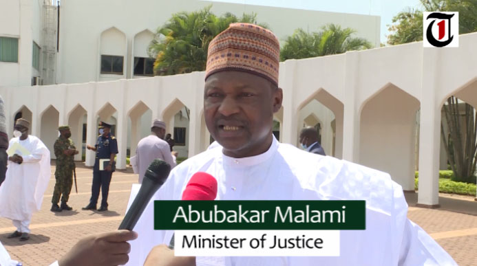 Abubakar-Malami-Minister of Justice & Attorney General of the Federation