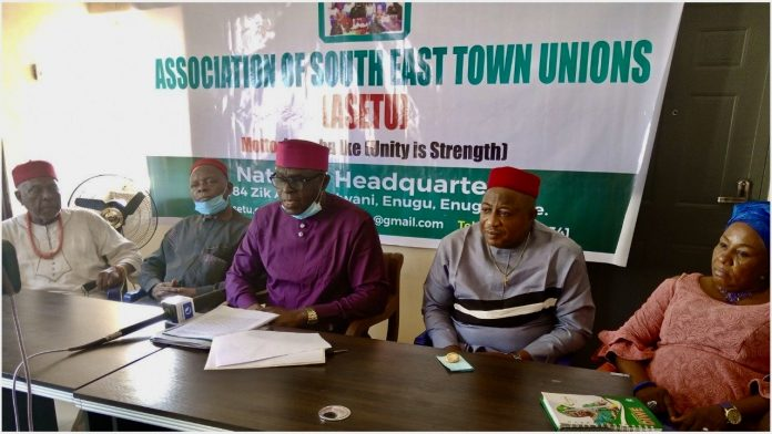 National President, Association of South East Town Unions (ASETU)