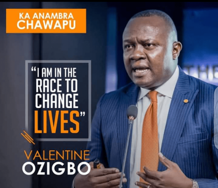 Valentine Chineto Ozigbo aka VCO, the Peoples Democratic Party (PDP) flag-bearer in the 2021 Anambra Governorship Election and things you need to know about him.